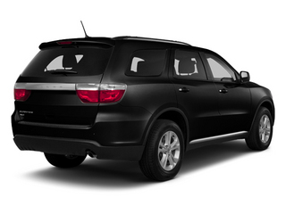 Brilliant Black Crystal Pearl 2013 Dodge Durango Pictures Durango Utility 4D Crew 2WD photos rear view
