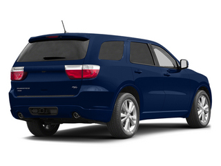 True Blue Pearl 2013 Dodge Durango Pictures Durango Utility 4D Citadel AWD photos rear view