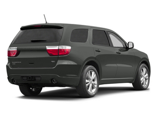 Mineral Gray Metallic 2013 Dodge Durango Pictures Durango Utility 4D Citadel AWD photos rear view