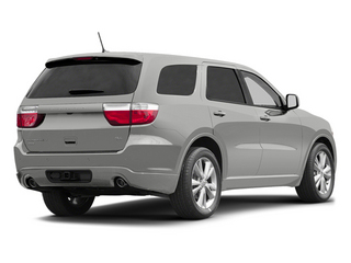 Bright Silver Metallic 2013 Dodge Durango Pictures Durango Utility 4D Citadel AWD photos rear view