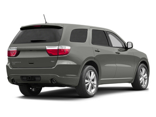 Billet Silver Metallic 2013 Dodge Durango Pictures Durango Utility 4D Citadel AWD photos rear view