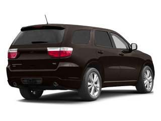 Rugged Brown Pearl 2013 Dodge Durango Pictures Durango Utility 4D Citadel AWD photos rear view