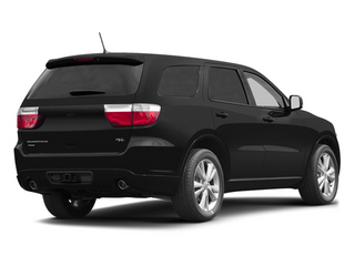 Brilliant Black Crystal Pearl 2013 Dodge Durango Pictures Durango Utility 4D Citadel AWD photos rear view