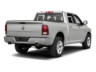 Bright Silver Metallic 2013 Ram Truck 1500 Pictures 1500 Crew Cab Express 2WD photos rear view