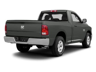 Mineral Gray Metallic 2013 Ram Truck 1500 Pictures 1500 Regular Cab Express 4WD photos rear view