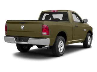 Prairie Pearl 2013 Ram Truck 1500 Pictures 1500 Regular Cab Express 4WD photos rear view