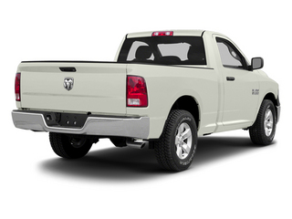 Bright White 2013 Ram Truck 1500 Pictures 1500 Regular Cab Express 4WD photos rear view