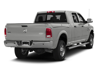 Bright Silver Metallic 2013 Ram 2500 Pictures 2500 Mega Cab Limited 2WD photos rear view