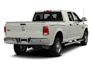 Bright White 2013 Ram 2500 Pictures 2500 Mega Cab Limited 2WD photos rear view