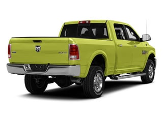 National Fire Safety Lime Yellow 2013 Ram Truck 2500 Pictures 2500 Crew Cab Tradesman 2WD photos rear view