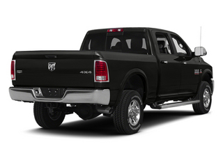 Black Gold Pearl 2013 Ram 2500 Pictures 2500 Crew Power Wagon Tradesman 4WD photos rear view