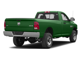 Tree Green 2013 Ram 2500 Pictures 2500 Regular Cab SLT 2WD photos rear view