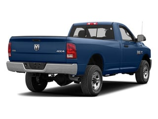 Midnight Blue Pearl 2013 Ram 2500 Pictures 2500 Regular Cab SLT 2WD photos rear view