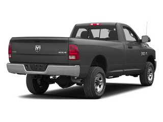 Mineral Gray Metallic 2013 Ram 2500 Pictures 2500 Regular Cab SLT 2WD photos rear view