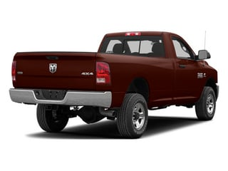 Western Brown 2013 Ram 2500 Pictures 2500 Regular Cab SLT 2WD photos rear view