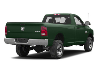 Timberline Green Pearl 2013 Ram 2500 Pictures 2500 Regular Cab SLT 2WD photos rear view