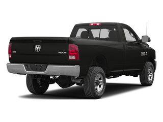 Black Gold Pearl 2013 Ram 2500 Pictures 2500 Regular Cab SLT 2WD photos rear view