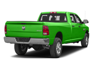 Bright Green 2013 Ram Truck 3500 Pictures 3500 Crew Cab SLT 4WD photos rear view