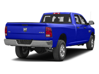 New Holland Blue 2013 Ram Truck 3500 Pictures 3500 Crew Cab SLT 4WD photos rear view
