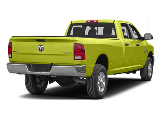 National Fire Safety Lime Yellow 2013 Ram Truck 3500 Pictures 3500 Crew Cab SLT 4WD photos rear view