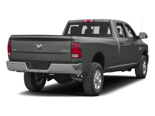 Mineral Gray Metallic 2013 Ram Truck 3500 Pictures 3500 Crew Cab Limited 2WD photos rear view