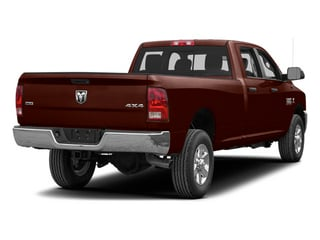 Western Brown 2013 Ram Truck 3500 Pictures 3500 Crew Cab SLT 4WD photos rear view