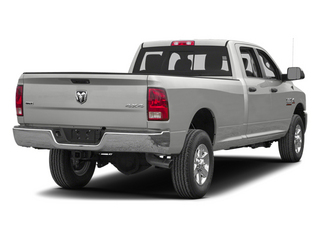 Bright Silver Metallic 2013 Ram Truck 3500 Pictures 3500 Crew Cab Limited 2WD photos rear view