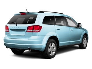 Winter Chill Pearl 2013 Dodge Journey Pictures Journey Utility 4D Crew AWD photos rear view