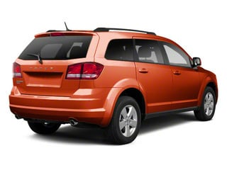 Copperhead Pearl 2013 Dodge Journey Pictures Journey Utility 4D Crew AWD photos rear view