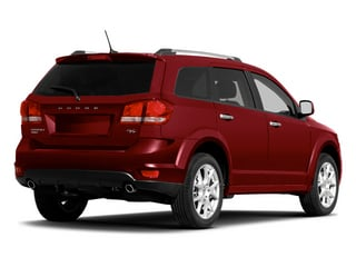 Brilliant Red Tri-coat Pearl 2013 Dodge Journey Pictures Journey Utility 4D R/T 2WD photos rear view