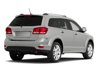 Bright Silver Metallic 2013 Dodge Journey Pictures Journey Utility 4D R/T AWD photos rear view