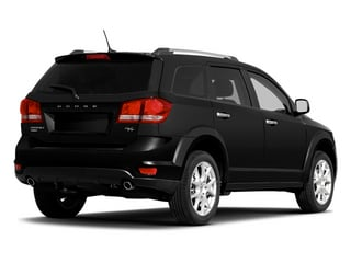 Brilliant Black Crystal Pearl 2013 Dodge Journey Pictures Journey Utility 4D R/T 2WD photos rear view