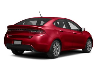 Redline 2-Coat Pearl 2013 Dodge Dart Pictures Dart Sedan 4D GT I4 photos rear view
