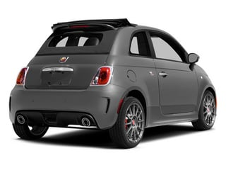 Grigio (Gray) 2013 FIAT 500 Pictures 500 Convertible 2D Abarth I4 photos rear view