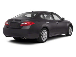 Platinum Graphite 2013 INFINITI M35h Pictures M35h Sedan 4D V6 Hybrid photos rear view