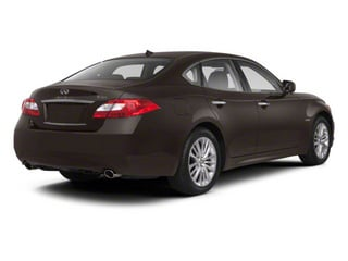 Storm Front Grey 2013 INFINITI M35h Pictures M35h Sedan 4D V6 Hybrid photos rear view