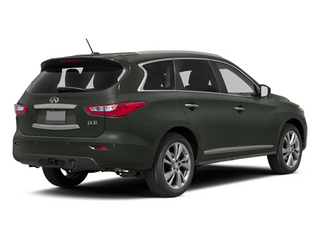 Emerald Graphite 2013 INFINITI JX35 Pictures JX35 Utility 4D AWD photos rear view