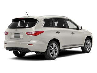 Moonlight White 2013 INFINITI JX35 Pictures JX35 Utility 4D AWD photos rear view