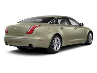 Cashmere 2013 Jaguar XJ Pictures XJ Sedan 4D AWD V6 photos rear view