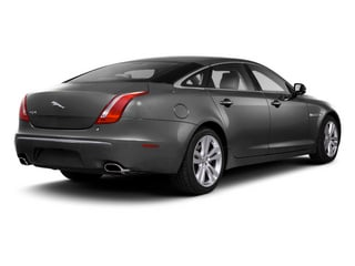 Stratus Grey 2013 Jaguar XJ Pictures XJ Sedan 4D AWD V6 photos rear view