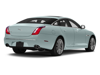 Crystal Blue 2013 Jaguar XJ Pictures XJ Sedan 4D Supersport V8 photos rear view