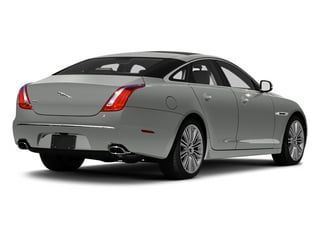Rhodium Silver 2013 Jaguar XJ Pictures XJ Sedan 4D Supersport V8 photos rear view