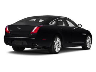 Ebony 2013 Jaguar XJ Pictures XJ Sedan 4D L Supersport Speed V8 photos rear view
