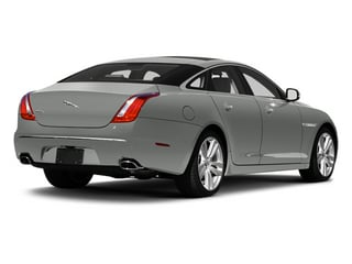 Rhodium Silver 2013 Jaguar XJ Pictures XJ Sedan 4D L Supersport Speed V8 photos rear view