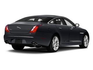 Stratus Grey 2013 Jaguar XJ Pictures XJ Sedan 4D L Portfolio AWD V6 photos rear view