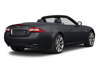 Stratus Grey Metallic 2013 Jaguar XK Pictures XK Convertible XKR Supercharged photos rear view