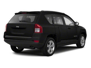 Black 2013 Jeep Compass Pictures Compass Utility 4D Sport 2WD photos rear view