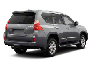 Tungsten Pearl 2013 Lexus GX 460 Pictures GX 460 Utility 4D 4WD photos rear view