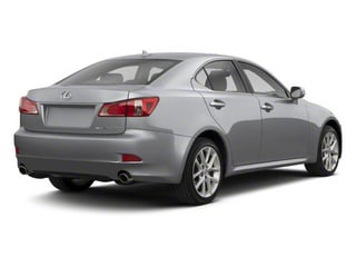 Nebula Gray Pearl 2013 Lexus IS 350 Pictures IS 350 Sedan 4D IS350 V6 photos rear view