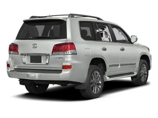 Starfire Pearl 2013 Lexus LX 570 Pictures LX 570 Utility 4D 4WD photos rear view